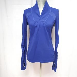 Lululemon Run Brisk Pullover Jacket size 8